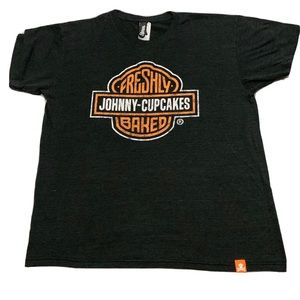 Johnny Cupcakes Harley Tee Size XL